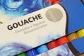 Gouachefarbe