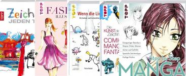 Bücher Manga/Comic/Illustrationen