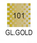Wink of Stella Brush Gold Glitzer Marker