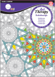 Daler Rowney Art Therapy Malbuch Kaleidoskop A4