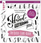 Handlettering. Der Quick-Start-Block  - Ludmilla Blum