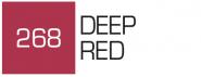 Kurecolor Twin S- Deep Red 268