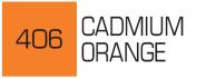 Kurecolor Twin S- Cadmium Orange 406