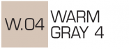 Kurecolor Twin S- Warm Gray 4