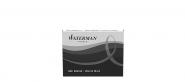 Waterman Großraumtintenpatrone Intense Black 8er