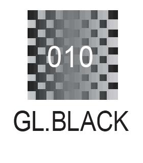 Wink of Stella Brush Black Glitzer Marker