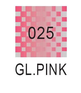 Wink of Stella Brush Pink Glitzer Marker