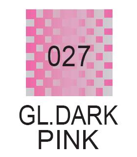 Wink of Stella Brush Dark Pink Glitzer Marker