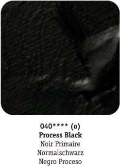 D-R system3 040 Schwarz / Process Black