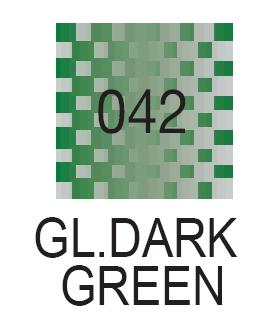 Wink of Stella Brush Dark Green Glitzer Marker