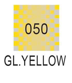 Wink of Stella Brush Yellow Glitzer Marker
