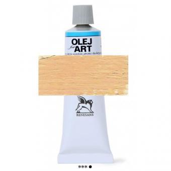 05 Neapelgelb rötlich Renesans Oils for Art 60ml Metalltube