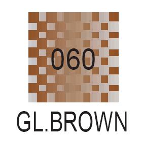 Wink of Stella Brush Brown Glitzer Marker