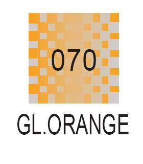 Wink of Stella Brush Orange Glitzer Marker