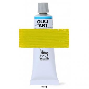 07 Zinkgelb Renesans Oils for Art 60ml Metalltube