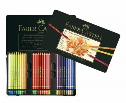 Faber-Castell POLYCHROMOS Metalletui 60er