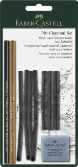 Faber Castell PITT Charcoal Set