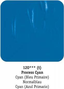 D-R system3 120 Blau / Process Cyan