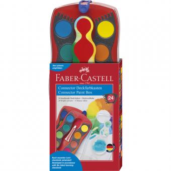 Farbkasten Connector 24 Farben D 8+