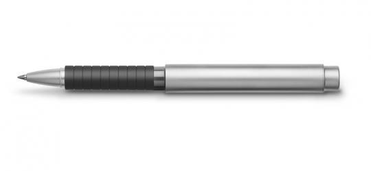 Faber Castell Basic Tintenroller  Metall matt verchromt inkl. Gravur