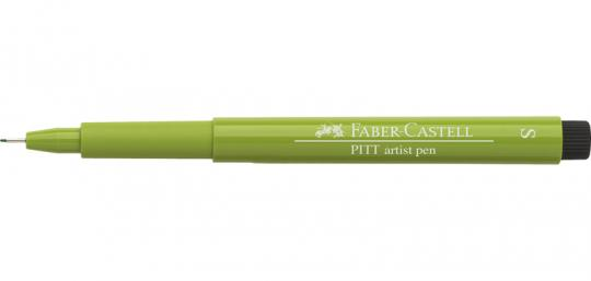 S 170 maigrün  Faber Castell Tuschestift PITT artist pen Fineliner