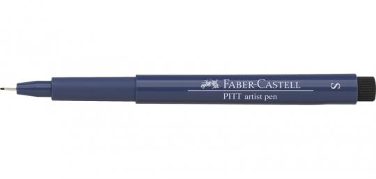 S 247 indanthrenblau Faber Castell Tuschestift  PITT artist pen Fineliner
