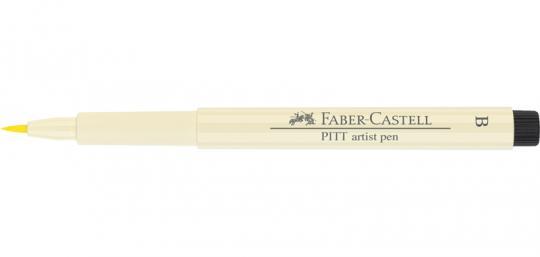 103 elfenbein Faber Castell Tuschestift PITT artist pen B