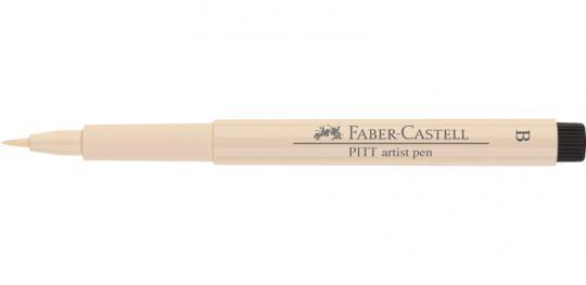 116 fleischfarbe medium Faber Castell Tuschestift  PITT artist pen B