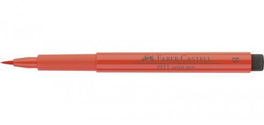 118 scharlachrot Faber Castell Tuschestift  PITT artist pen B