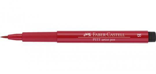 219 scharlachrot tief Faber Castell Tuschestift  PITT artist pen B
