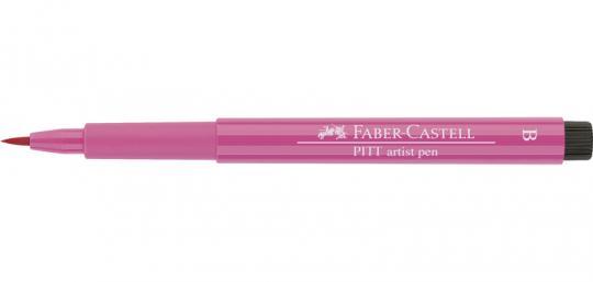 129 krapplack rosa Faber Castell Tuschestift  PITT artist pen B
