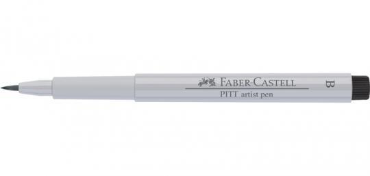 230 kaltgrau I Faber Castell Tuschestift  PITT artist pen B