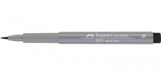 232 kaltgrau III Faber Castell Tuschestift  PITT artist pen B