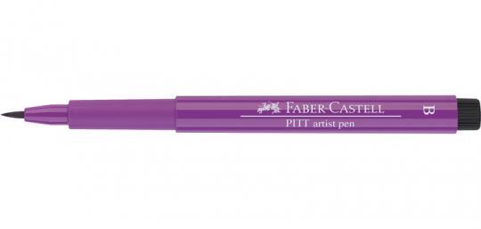 134 karmoisin Faber Castell Tuschestift  PITT artist pen B