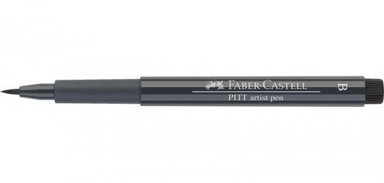 235 kaltgrau VI Faber Castell Tuschestift  PITT artist pen B