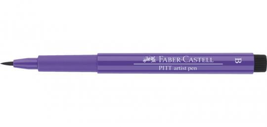 136 purpurviolett Faber Castell Tuschestift  PITT artist pen B