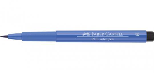 143 kobaltblau Faber Castell Tuschestift  PITT artist pen B