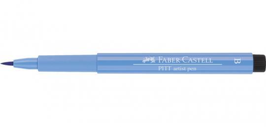 146 smaletblau Faber Castell Tuschestift  PITT artist pen B