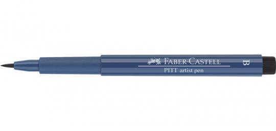 247 indanthrenblau Faber Castell Tuschestift  PITT artist pen B