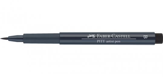 157 indigo dunkel Faber Castell Tuschestift  PITT artist pen B