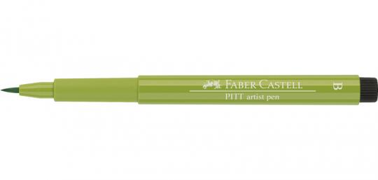 170 maigrün Faber Castell Tuschestift  PITT artist pen B