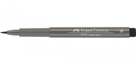 273 warmgrau IV Faber Castell Tuschestift  PITT artist pen B