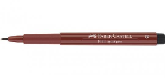 192 indischrot Faber Castell Tuschestift  PITT artist pen B