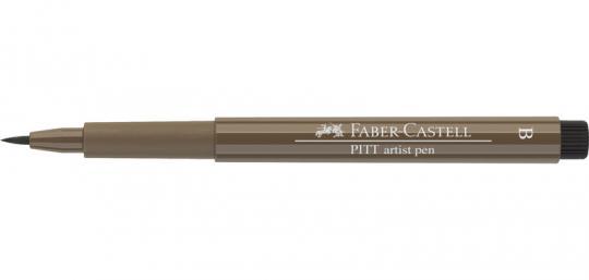 178 nougat Faber Castell Tuschestift  PITT artist pen B