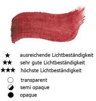 17 Geranium Renesans Aquarellfarbe Godet 1/2 Napf