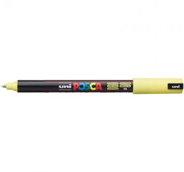 Posca Marker lichtgelb-P2 PC-1MR (Extrafein) 0,7 mm