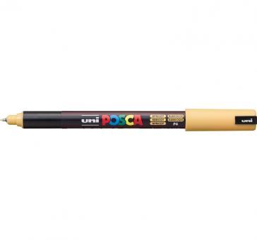 Posca Marker apricot-P4 PC-1MR (Extrafein) 0,7 mm