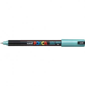 Posca Marker grün metallic-M6 PC-1MR (Extrafein) 0,7 mm