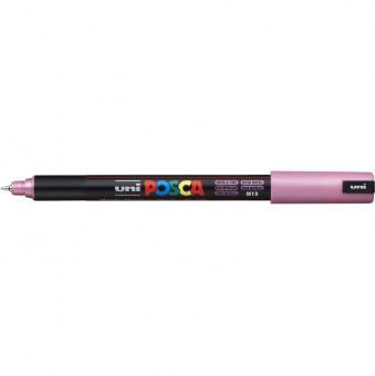 Posca Marker rosa metallic-M13 PC-1MR (Extrafein) 0,7 mm