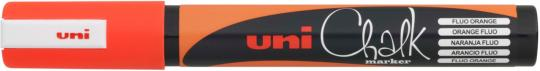 UNI CHALK MARKER PWE-5M orange